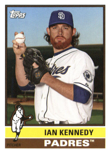 Photo of 2015 Topps Archives #121 Ian Kennedy