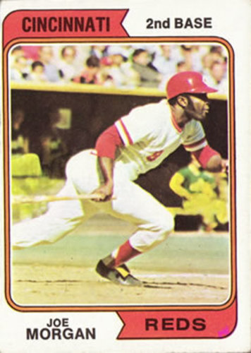 Photo of 1974 Topps #85 Joe Morgan