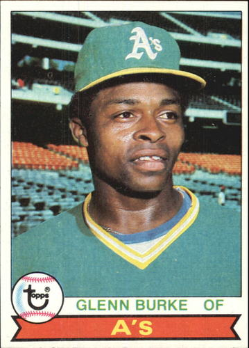 Photo of 1979 Topps #163 Glenn Burke
