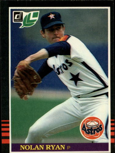 Photo of 1985 Leaf/Donruss #216 Nolan Ryan
