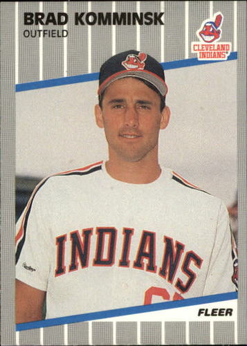 Photo of 1989 Fleer Update #28 Brad Komminsk