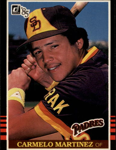 Photo of 1985 Donruss #478 Carmelo Martinez