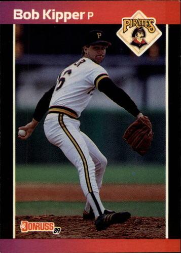 Photo of 1989 Donruss #409 Bob Kipper
