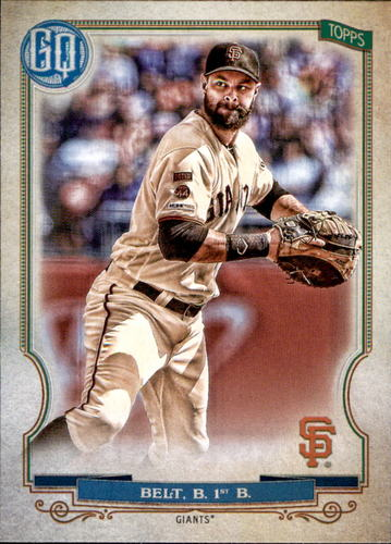Photo of 2020 Topps Gypsy Queen #90 Brandon Belt