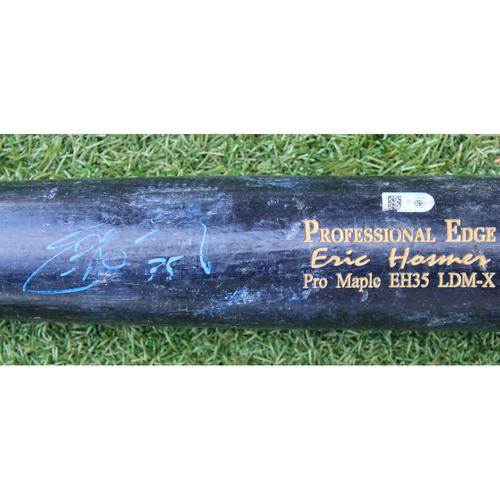 Photo of Autographed Bat: Eric Hosmer