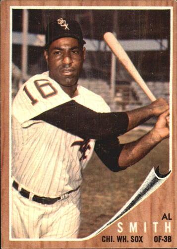 Photo of 1962 Topps #410 Al Smith