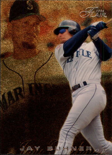 Photo of 1996 Flair #157 Jay Buhner