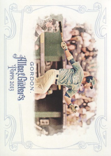 Photo of 2013 Topps Allen and Ginter #61 Alex Gordon