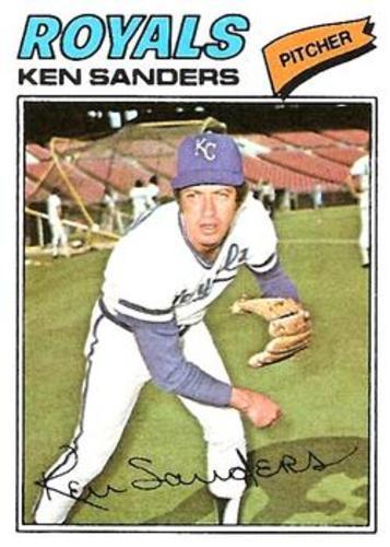 Photo of 1977 Topps #171 Ken Sanders