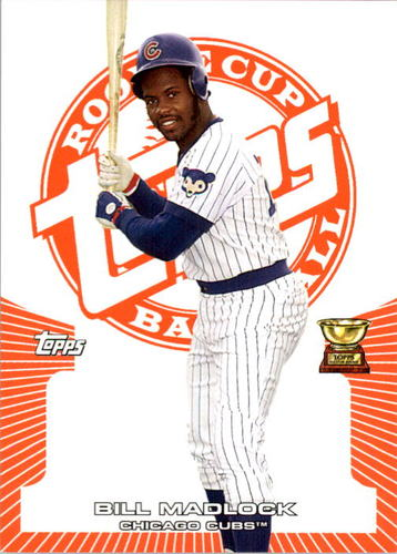 Photo of 2005 Topps Rookie Cup Orange #32 Bill Madlock