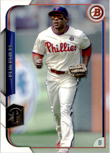 Photo of 2015 Bowman #46 Ben Revere