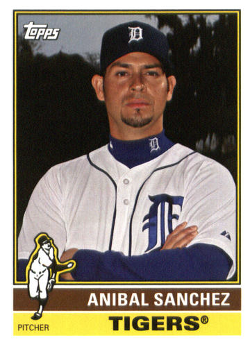 Photo of 2015 Topps Archives #123 Anibal Sanchez