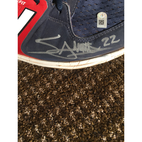 Photo of Miguel Sano Autographed Cleat