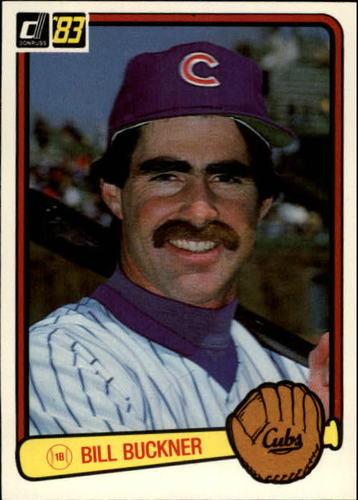 Photo of 1983 Donruss #99 Bill Buckner