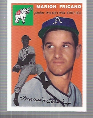 Photo of 1994 Topps Archives '54 #124 Marion Fricano