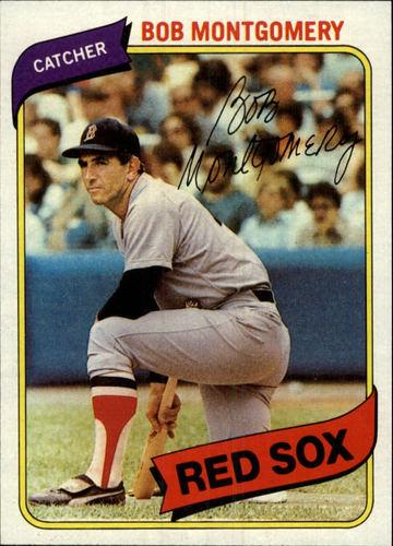 Photo of 1980 Topps #618 Bob Montgomery DP
