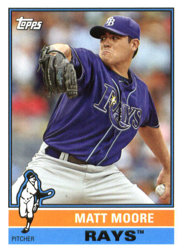 Photo of 2015 Topps Archives #126 Matt Moore