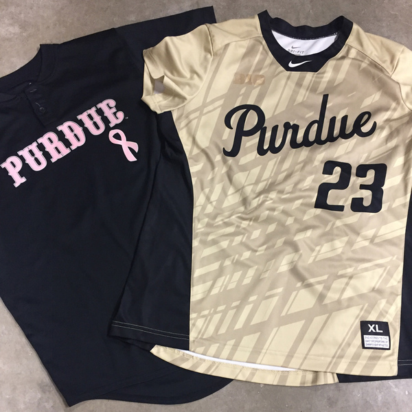 Photo of Purdue Softball Jersey Grab Bag