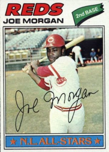 Photo of 1977 Topps #100 Joe Morgan