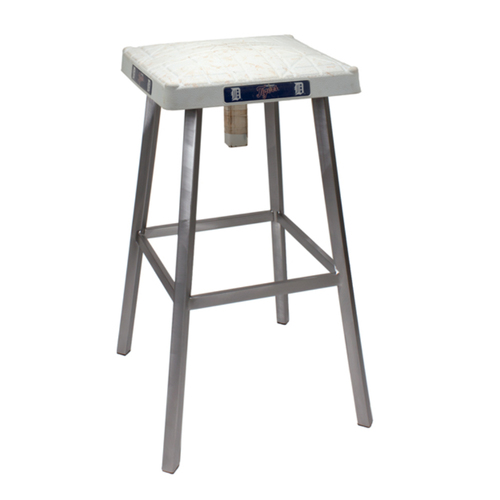 Photo of Tokens & Icons Detroit Tigers Game Used Base Stool