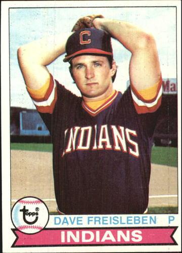 Photo of 1979 Topps #168 Dave Freisleben