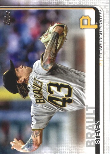 Photo of 2019 Topps #435 Steven Brault