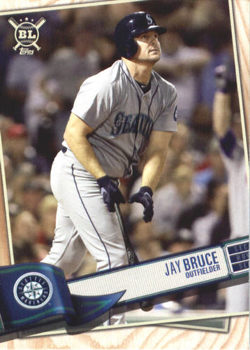 Photo of 2019 Topps Big League #225 Jay Bruce