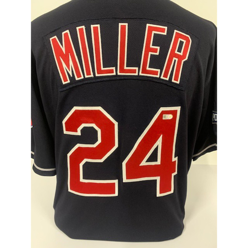 Photo of 2016 ALCS Game-Used Andrew Miller Jersey - Worn for Games 5 and 6 - ALCS MVP