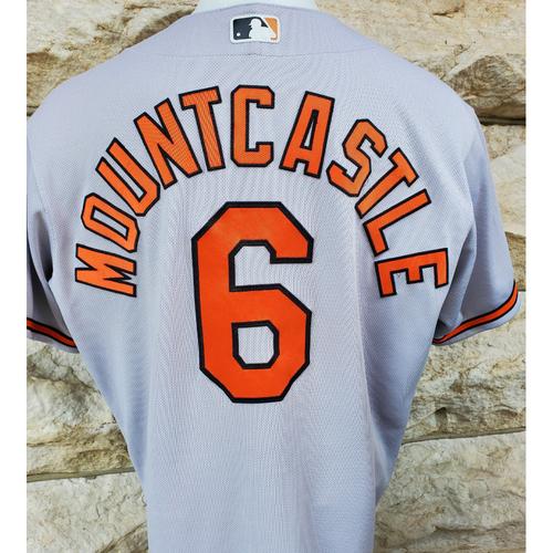 Photo of Ryan Mountcastle: Jersey - Game Used (3-5, HR)