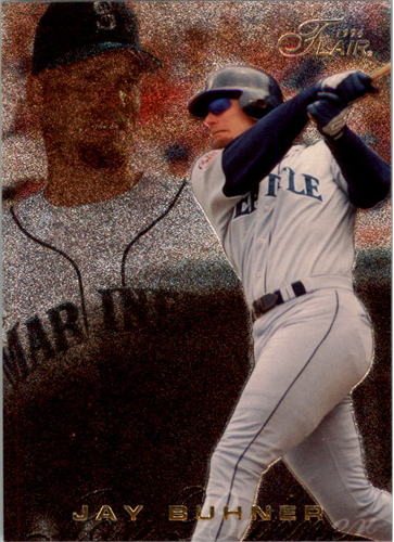 Photo of 1996 Flair Gold #157 Jay Buhner