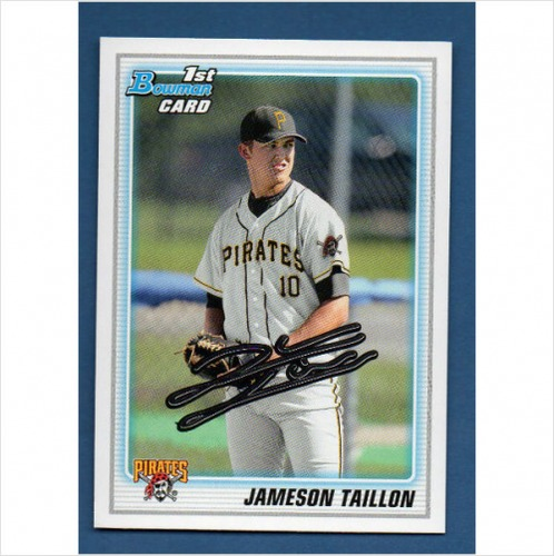 Photo of 2010 Bowman Draft Prospects #BDPP79 Jameson Taillon