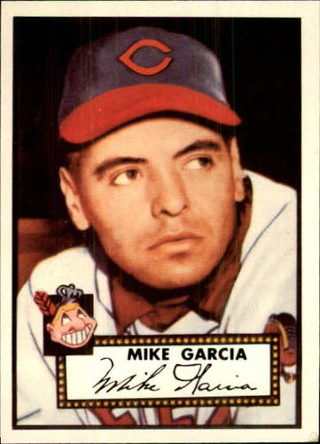 Photo of 1983 Topps 1952 Reprint #272 Mike Garcia