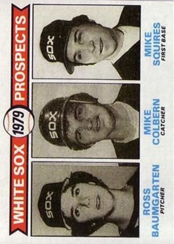Photo of 1979 Topps #704 Ross Baumgarten RC/Mike Colbern RC/Mike Squires RC