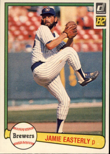 Photo of 1982 Donruss #623 Jamie Easterly