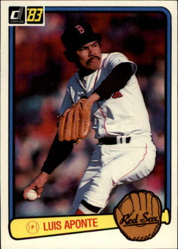 Photo of 1983 Donruss #109 Luis Aponte