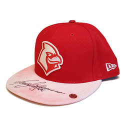 Photo of Jason Isringhausen Autographed Team-Issued Memphis Redbirds 2019 Mother's Day...