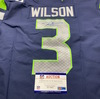 Red Cross - Seahawks Russell Wilson Signed Authentic Jersey Size 48