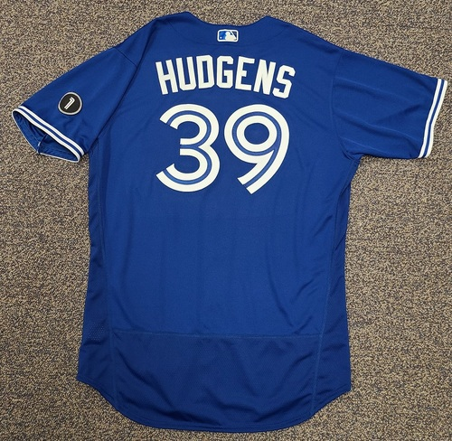 Photo of Authenticated Team Issued Jersey: #39 Dave Hudgens (2020 Season). Set 2. Size 48.