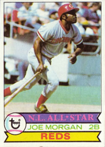 Photo of 1979 Topps #20 Joe Morgan DP