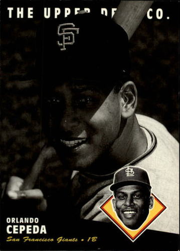 Photo of 1994 Upper Deck All-Time Heroes #136 Orlando Cepeda