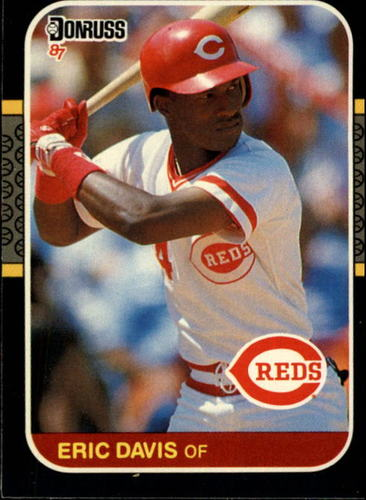 Photo of 1987 Donruss #265 Eric Davis