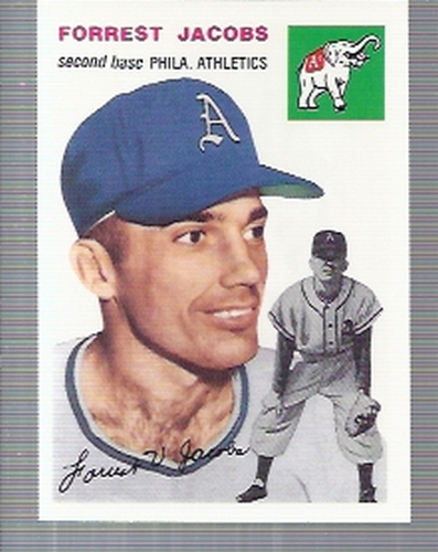 Photo of 1994 Topps Archives '54 #129 Forrest Jacobs