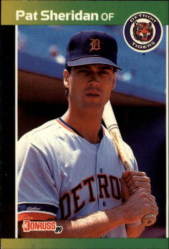 Photo of 1989 Donruss #417 Pat Sheridan
