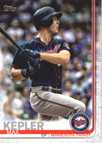 Photo of 2019 Topps #438 Max Kepler