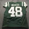 Jets - Steve Maneri Team Issued Jersey Size 44