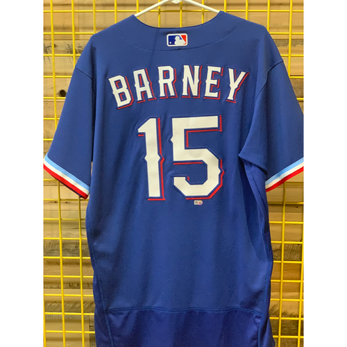 Photo of Darwin Barney Team-Issued Spring Training Jersey