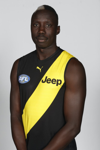 Photo of 2021 Player Issued ANZAC Guernsey - Mabior Chol #41