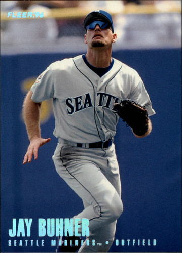 Photo of 1996 Fleer Tiffany #231 Jay Buhner