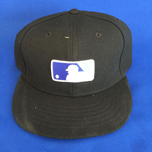 UMPS CARE AUCTION: MLB Specialty Father's Day Umpire Cap - Size 7 1/8