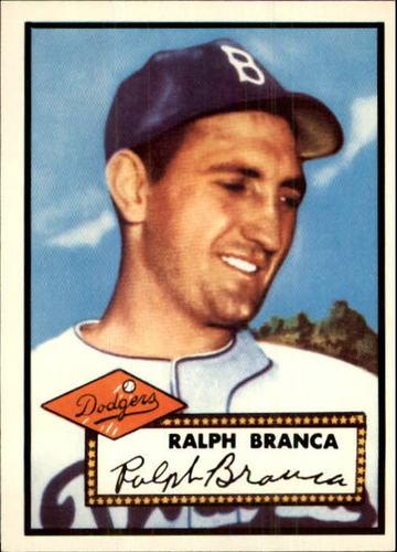 Photo of 1983 Topps 1952 Reprint #274 Ralph Branca